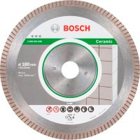 Алмазный круг Bosch Best for Ceramic Extraclean Turbo,180 мм