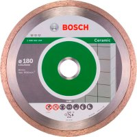 Алмазный круг Bosch Professional for Ceramic, 180 мм